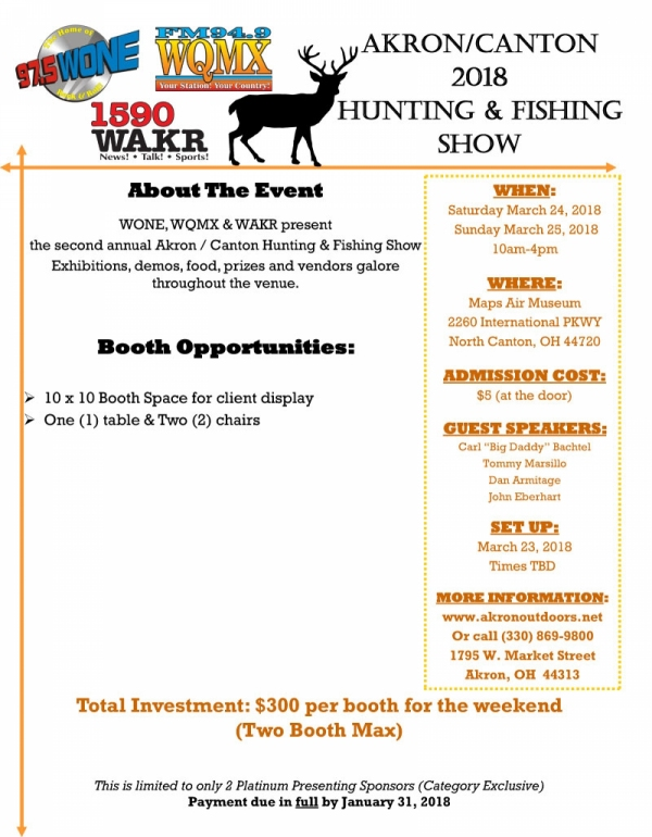 Hunting and Fishing Show