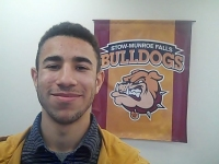 AUDIO: 1590 WAKR Student Athlete of the Week: Nathan Bower-Malone
