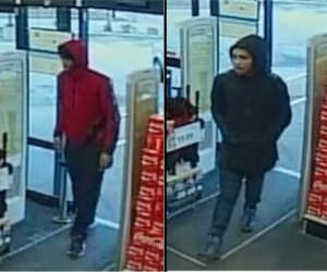 Suspects Rob Akron Walgreens