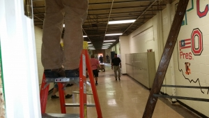 UPDATE Ellet High Reopens After Fire