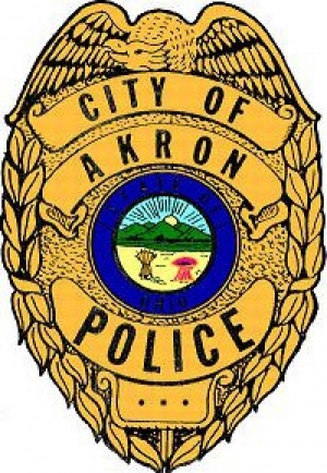 Akron Police Hiring Officers
