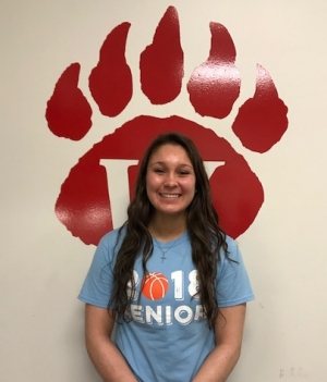 1590 WAKR Student Athlete of the Week: Sophia Fortner