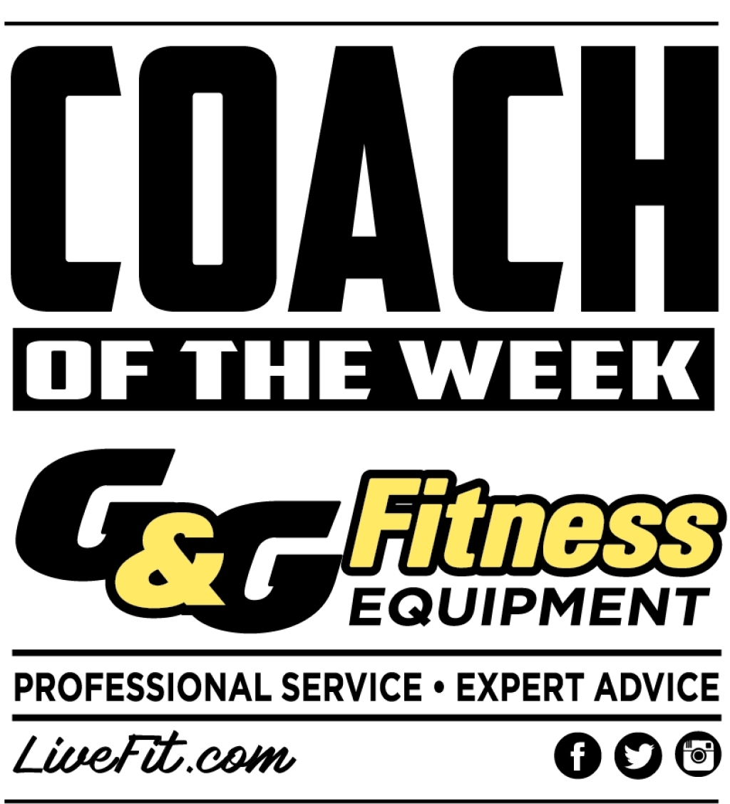 G&G Fitness Coach of the Week Billy Gamble of Jackson
