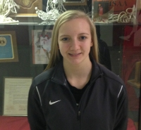 AUDIO: 1590 WAKR Student Athlete of the Week: Amber Howell