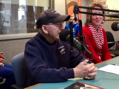 AUDIO: Local WWII Vet Shares Stories Of His Service