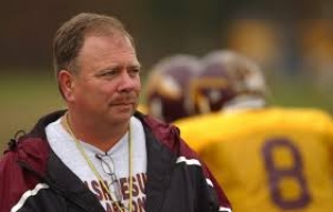 Gerry Rardin, former Walsh Jesuit Head Coach