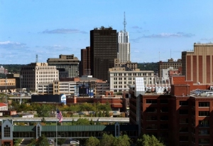 AUDIO: Downtown Akron To Get A Facelift