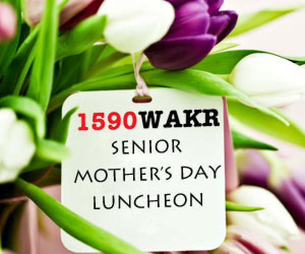 Mother's Day Senior Lunch