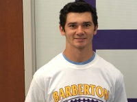 Nick Plucinski, Junior LB, Barberton High School