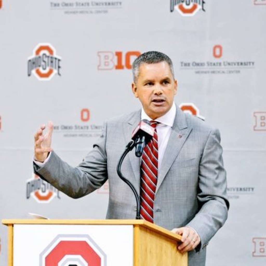Chris Holtmann OSU Basketball Coach