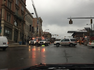 Underground Vault Fire Leads To Downtown Outage