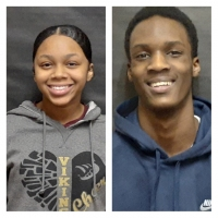 Student Athletes of the Week: Amicia Powers and Elijah Humphrey: North HS