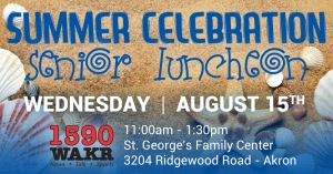 Summer Celebration Senior Luncheon 2018
