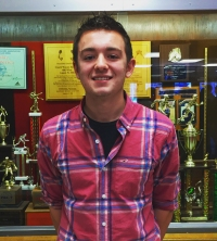 1590 WAKR Student Athlete of the Week: Van Wallbrown
