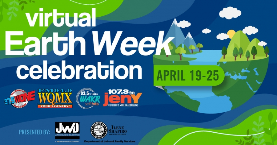 Virtual Earth Week Celebration