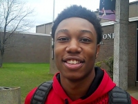 AUDIO: 1590 WAKR Student Athlete of the Week: Jaylin Moore