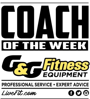 G&G Fitness Coach of the Week Eric Mitchell of Firestone
