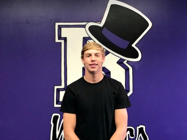 1590 WAKR Student Athlete of the Week: Zane Ries