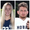 Student Athletes of the Week: Miriam Szijarto & Shane Hamm