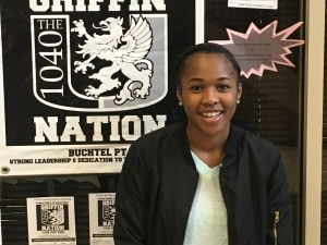 1590 WAKR Student Athlete of the Week: Javann Rogers