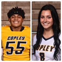 Student Athletes of the Week: Landon Robinson & Riley Hohman