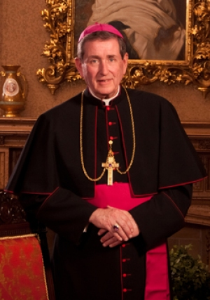 Bishop Lennon Granted Early Retirement