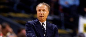Former Cavaliers coach and NBA Hall of Famer Lenny Wilkens