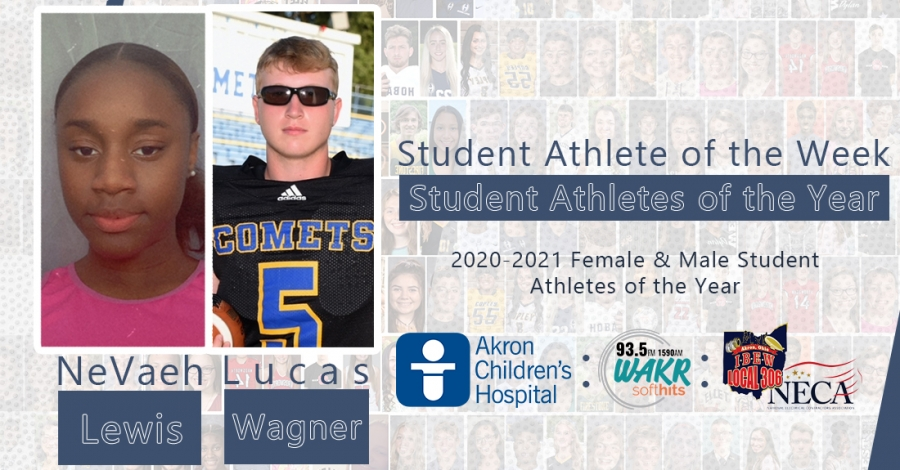 Student Athlete of the Week - Female and Male Student Athletes of the Year