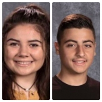 Student Athletes of the Week: Sarah Plucinski and Nick Carlucci