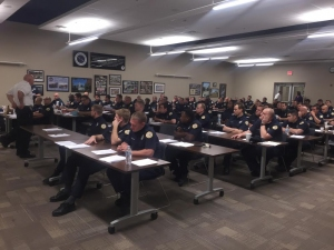 Akron Fire Receives Award For Quality, Response Time Of Care