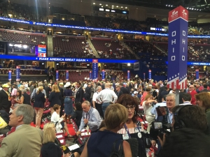 "RNC Delegate: ""I Want To Move Here"""