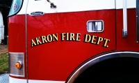AFD Celebrating 40 Years of EMS in Akron
