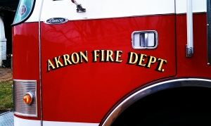 Akron House Explodes, Leaves One Hospitalized