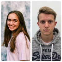 Student Athletes of the Week: Mia Nagle & Jonny Marshall
